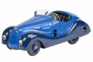 Schuco 450186400 Examico 4001 blau/dunkelblau