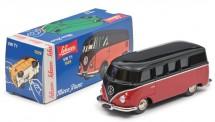 Schuco 450197400 Micro Racer: VW T1 Bus braun/rot