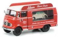 Schuco 450335400 MB L319 Werbewagen Schuco