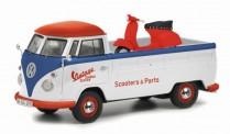 Schuco 450358400 VW T1b Pritsche Scooter & Parts