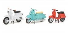 Schuco 450380000 Set mit 3 Motorrollern