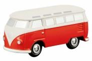 Schuco 450533500 VW T1/2 Samba rot/creme