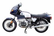 Schuco 450650800 BMW R100 RS blau/silber