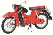 Schuco 450654800 Kreidler Florett mit Beinschild rot