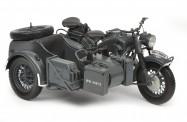 Schuco 450656400 BMW R75 mit Beiwagen