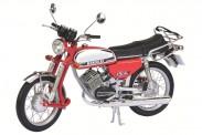 Schuco 450664900 Hercules K50 rot