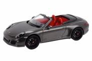 Schuco 450757700 Porsche 911 Carrera GTS Cabrio grau