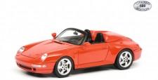 Schuco 450887800 Porsche 911 Speedster rot
