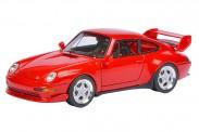 Schuco 450888700 Porsche 911 (993) Cup 3,8 rot