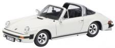 Schuco 450891300 Porsche 911 Targa weiß (1975)