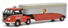 Schuco 450905600 VW T1/2b Renntransporter