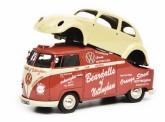 Schuco 450907800 VW T1a Beardalls of Nottingham