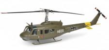 Schuco 450912500 PRO.R35: Bell UH 1D Heer oliv