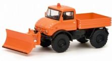 Schuco 452020200 Unimog U406 orange