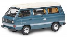 Schuco 452022000 VW T3 Camper blau