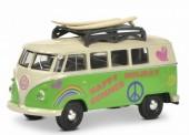 Schuco 452022800 VW T1 Bus Surfer