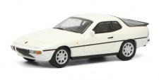Schuco 452629400 Porsche 924 S weiß