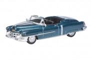 Schuco 452631300 Cadillac Eldorado Cabrio blau-met.1953