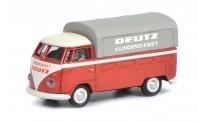 Schuco 452641000 VW T1/2b Kasten Deutz Kundendienst