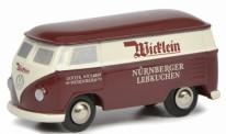 Schuco 452641100 VW T1/2c Kasten Deutsche Post