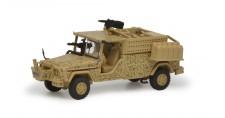 Schuco 452642300 Serval ISAF KSK flecktarn