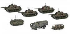 Schuco 452643300 Set Panzerkompanie