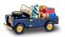 Schuco 452656100 Land Rover 110 offen Weihnachten 2020