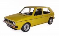 Solido 421183840 VW Golf I 4t gelb 1976