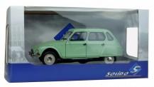 Solido 421184010 Citroen Dyane 6 jadegrün 1967
