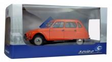 Solido 421184020 Citroen Dyane 6 orange 1967