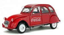 Solido 421184060 Citroen 2CV6 Coca Cola
