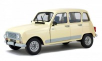 Solido 421184070 Renault R4 GTL creme