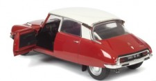 Solido 421184190 Citroen DS19 Special rot