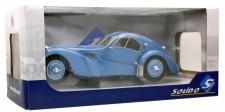Solido 421184560 Bugatti Atlantic blau