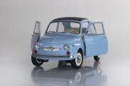 Solido 421185030 Steyr Puch 500 blau