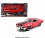 Jada Toys 253203009 Fast & Furious 1970 Chevy Chevelle