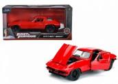Jada Toys 253203010 Fast & Furious 1966 Chevy Corvette