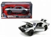 Jada Toys 253203022 Fast & Furious 1967 Chevy Camaro