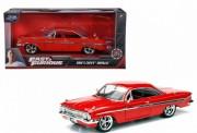 Jada Toys 253203051 Fast & Furious 1961 Chevy Imala