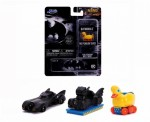 Jada Toys 253211000 Batman 3-Pack A Nano Cars