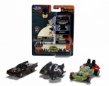 Jada Toys 253211001 Batman 3-Pack B Nano Cars