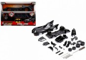 Jada Toys 253213001 Batman Build&Collect 1989 Batmobile
