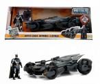 Jada Toys 253215000 Batman Justice League Batmobile