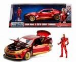 253225003 Marvel Ironman 2016 Chevy Camaro SS