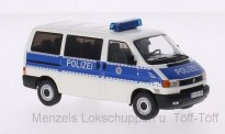 Premium ClassiXXs 13257 VW T4 Bus Polizei Thüringen