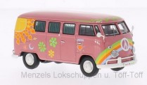 Premium ClassiXXs 13851 VW T1/2 Bus Flower Power
