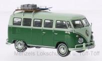 Premium ClassiXXs 13861 VW T1/2b Mindersamba grün/hellgrün