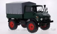 Premium ClassiXXs 30007 MB Unimog 406 Pritsche/Pl. blau