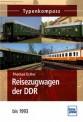 Transpress 71437 Reisezugwagen der DDR - bis 1993