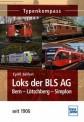 Transpress 71451 Loks der BLS AG - seit 1906